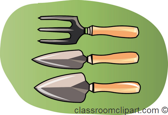 Gardening clipart tools 712 a classroom clipart for Gardening tools clipart