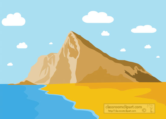 limestone-rock-of-gibraltar-clipart.jpg