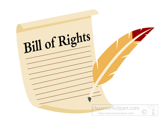 government clipart clipart bill of rights clipart 7117 classroom rh classroomclipart com Bill of Rights Drawing Bill of Rights Illustrations