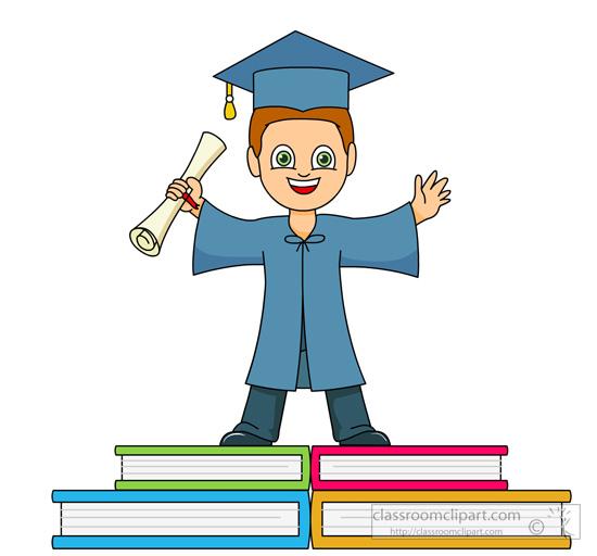 standing-on-books-celebrating-graduation.jpg