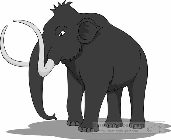 mammoth-prehistory-gray-white-clipart.jpg