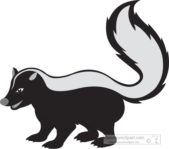 nocturnal-carnivore-skunk-gray-clipart-2.jpg