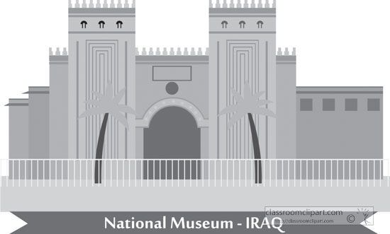 national-museum-of-baghdad-iraq-gray-clipart.jpg