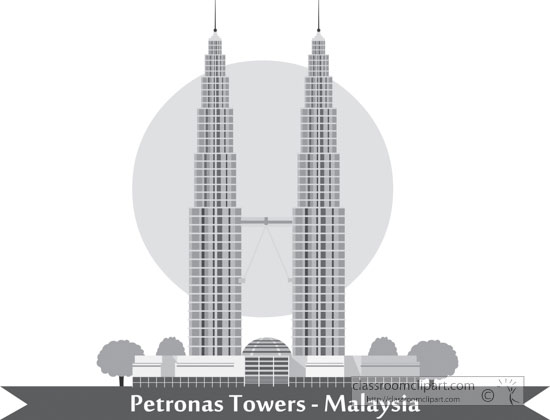 petronas-towers-malaysia-gray-clipart.jpg