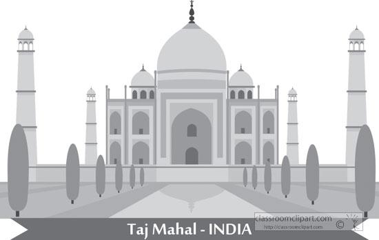 taj-mahal-agra-india-gray-clipart.jpg