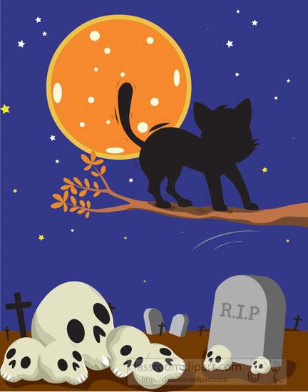 cat-frightened-on-tree-branch-hanging-over-scary-skulls.jpg