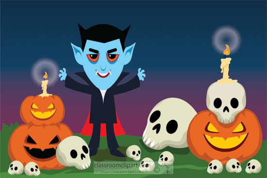 halloween-clipart-of-vampire-with-pumpkin-skull-heads-2.jpg