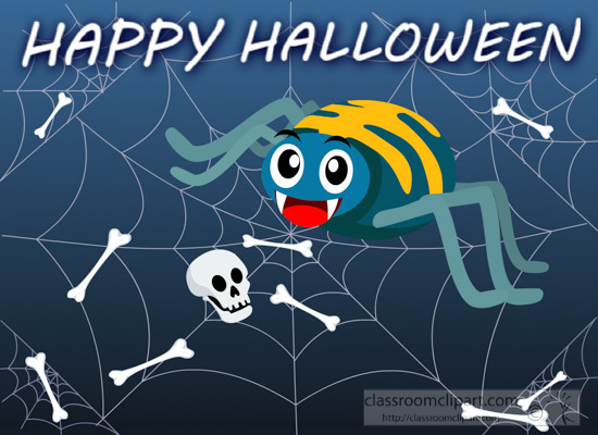 halloween-greeting-background-with-scary-spider-and-human-skull-in-web-clipart.jpg