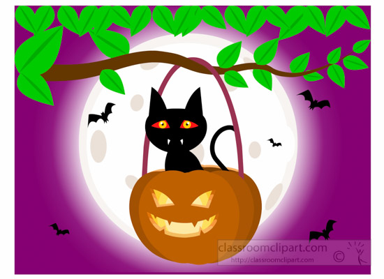 scarry-cat-sitting-inside-hanging-pumpkin-on-tree-branch-full-moon-bats-in-background-halloween-clipart.jpg
