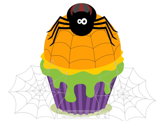 scary-treat-web-and-spider-on-the-cupcake-halloween-clipart-2.jpg