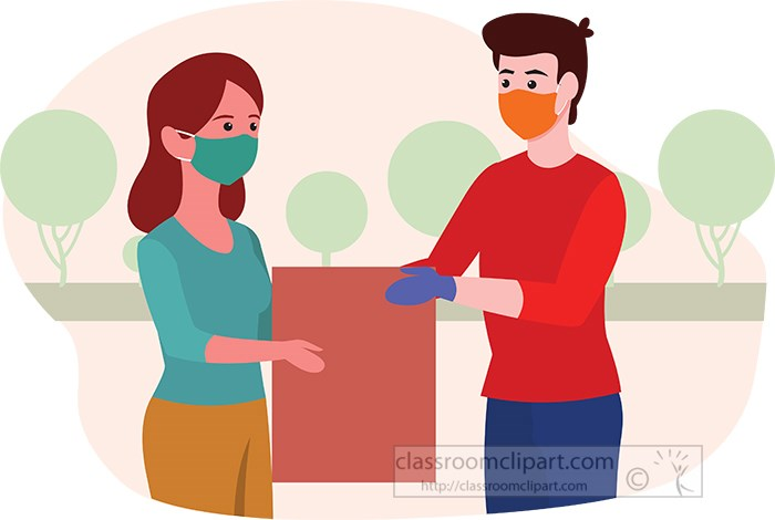 lady-wearing-mask-taking-parcel-from-delivery-person-clipart-2.jpg