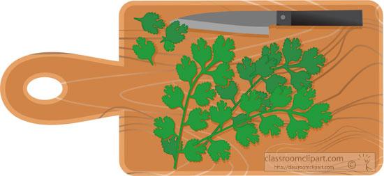 cilantrro-on-wood-cutting-board-with-knife-clipart.jpg