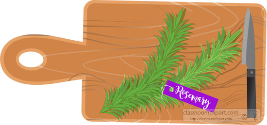 rosemary-on-wood-cutting-board-with-knife-clipart-3a.jpg