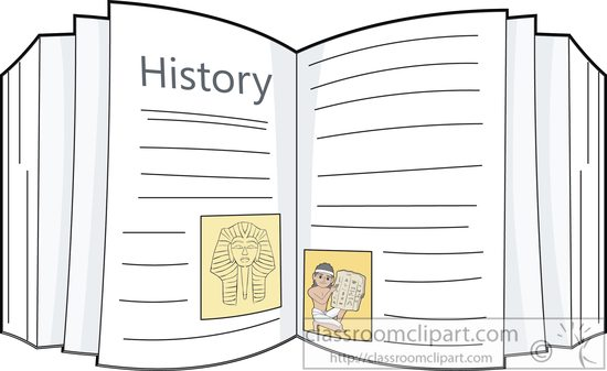 clip art history book - photo #3