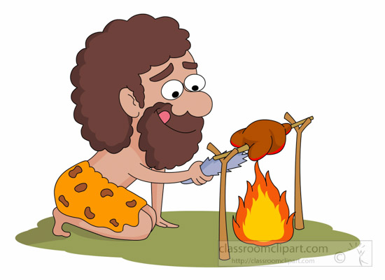 prehistoric-man-learning-using-fire-to-cook-his-food-clipart.jpg