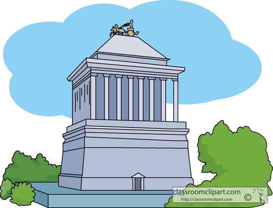 seven_wonders_ancient_world_halicarnassus_clipart.jpg