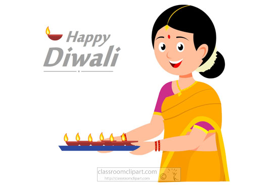 indian-woman-holding-oil-lamps-in-tray-for-decoration-diwali-clipart-2.jpg