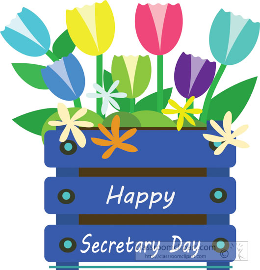 happy-secreatries-day-flowers-clipart.jpg