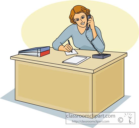 Secretarys Day : secretaries_day_12213 : Classroom Clipart