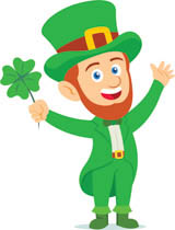 Image result for st. patrick's day clipart