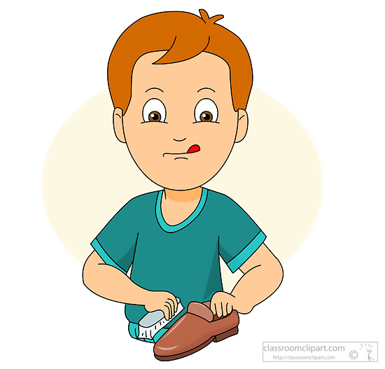 how to fix old tennis shoes, how to make your own shoe polish