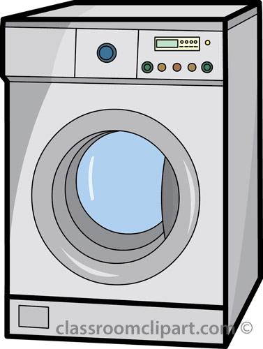 Clip Art Washing Machine ~ Household clipart wash machine classroom