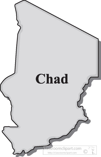 chad-gray-map-clipart.jpg