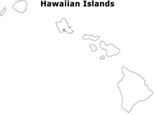 Honolulu Hawaii 2 State Us Map With Capital Bw Gray Clipart Honolulu Hawaii State Us Map With Capital Size 61 Kb From Us State Black White Maps