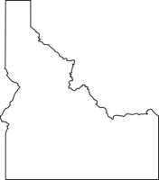 Search Results for idaho state map - Clip Art - Pictures - Graphics ...