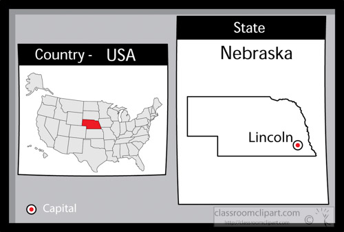 lincoln-nebraska-2-state-us-map-with-capital-bw-gray-clipart.jpg