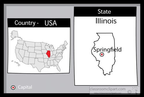 Us Map Illinois Globalinterco - Google map 12940 s us 181