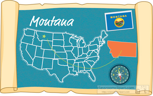 scrolled-usa-map-showing-montana-state-map-flag-clipart.jpg