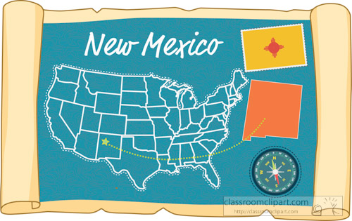 scrolled-usa-map-showing-new-mexico-state-map-flag-clipart.jpg