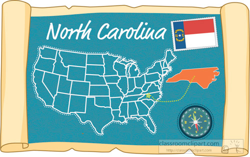 scrolled-usa-map-showing-nnorth-carolina-state-map-flag-clipart.jpg
