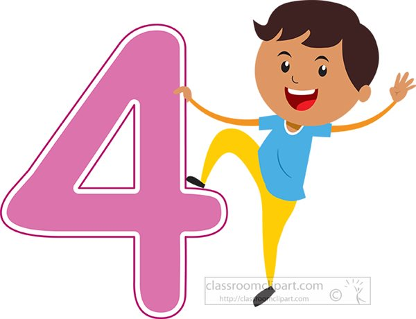 playful-boy-standing-with-number-four-math-clipart-6920.jpg