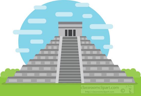 chinchen-itza-mayan-pyramid-mexico-clipart.jpg