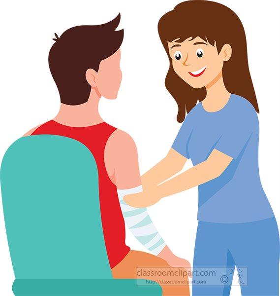 nurse-placing-bandage-on-male-patient-clipart.jpg