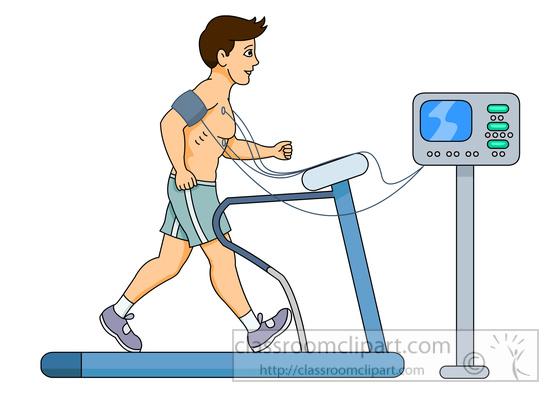 Medical : stress-test-exercise-electrocardiogram-treadmill-test ...