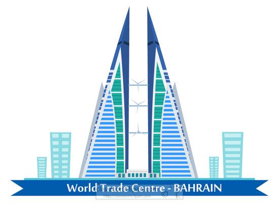 clipart-of-world-trade-centre-bahrain-718.jpg