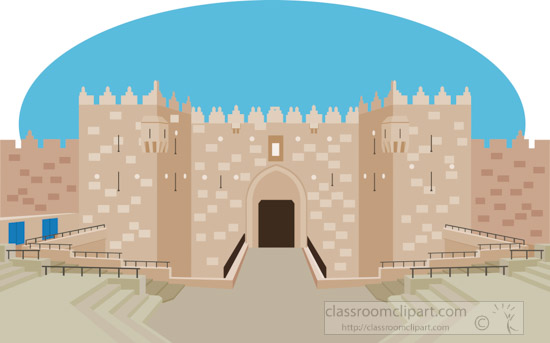 damascus-gate-jerusalem-israel-clipart-2.jpg