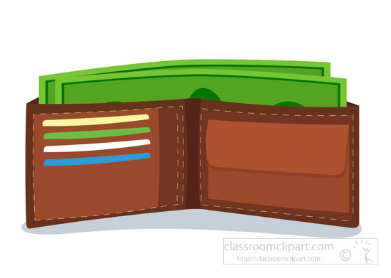 money mens wallet money inside it clipart 1220 free clipart for machine embroidery free clip art images for make a joyful noise