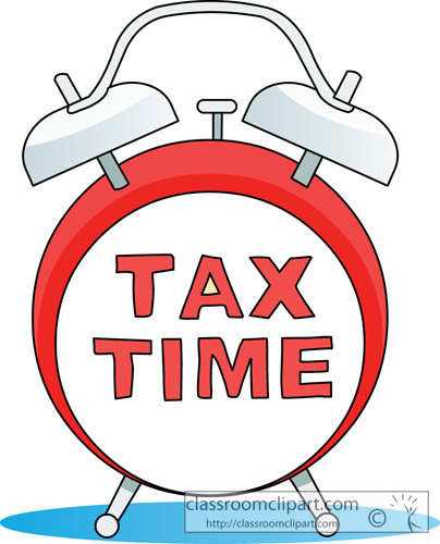 Money : tax_time_april_15 : Classroom Clipart
