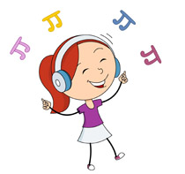 Free Music Clipart - Clip Art Pictures - Graphics - Illustrations