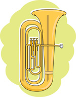 search results for tuba clip art pictures graphics illustrations rh classroomclipart com playing tuba clipart masque tuba clipart