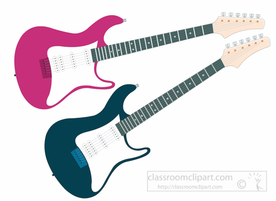 electric-guitars-two-colours-clipart.jpg