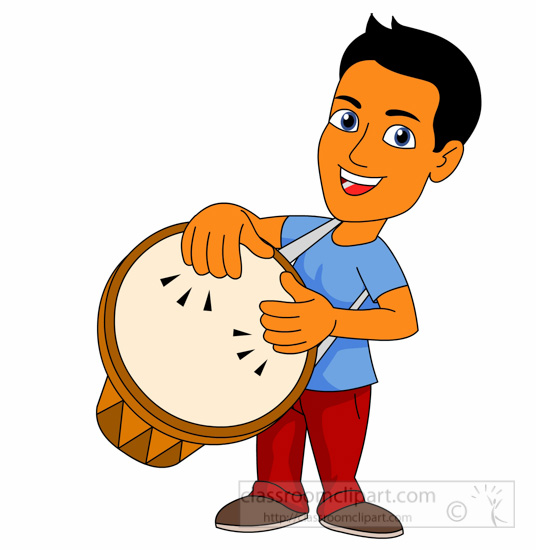man playing djembe drum clipart.jpg
