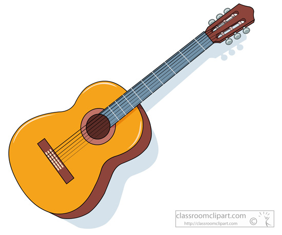 Musical Instruments : music_instruments_acoustic_guitar : Classroom ...