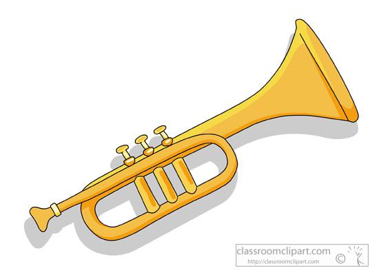 Musical Instruments : music_instruments_trumpet ...