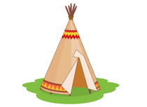 Free Native American Indian Clipart - Clip Art Pictures - Graphics ...