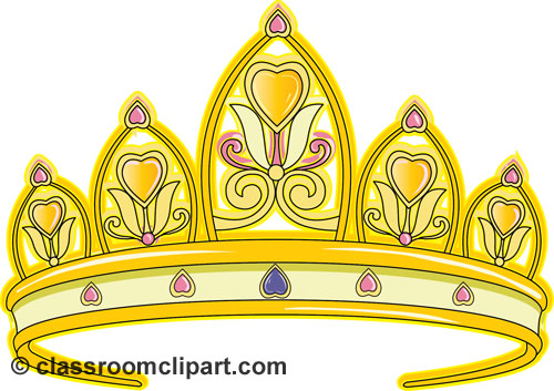 Free Yellow Crown Clipart and Vector Graphics page 2
